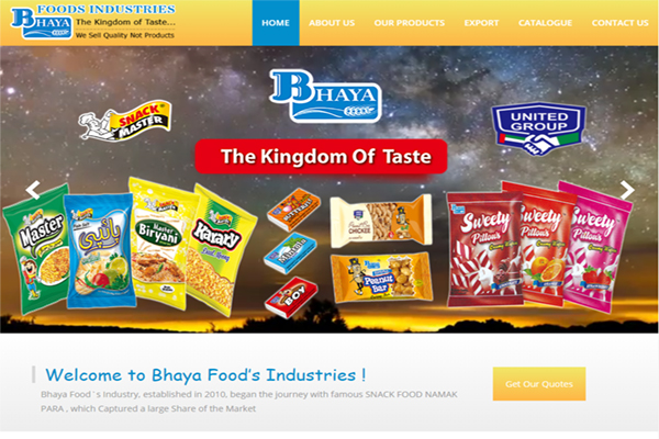 Bhaya Food Industries (Manufacturer)