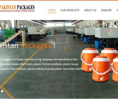 Pakistan Packages Industries
