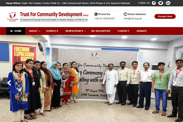 Trust for Community Development (NGO)