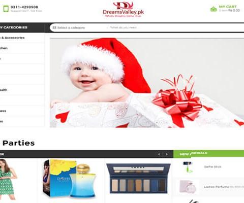 Dreams Valley (Online Store)