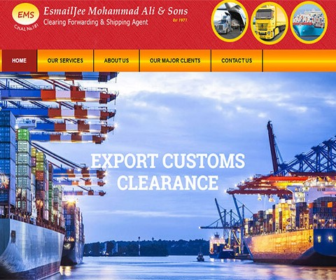 Esmailjee Ali & Sons (Customs Agent)