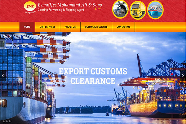 Esmailjee Ali & Sons (Customs Agent)