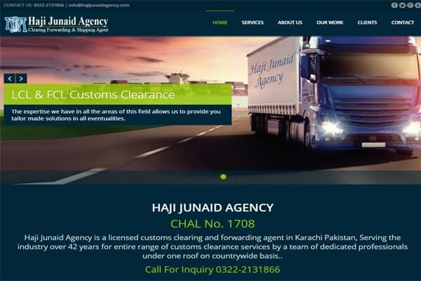 Haji Junaid Agency (Clearing Agent)