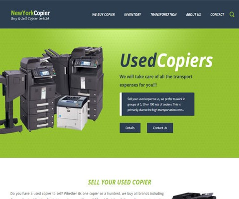 New York Used Copier (Supplier)