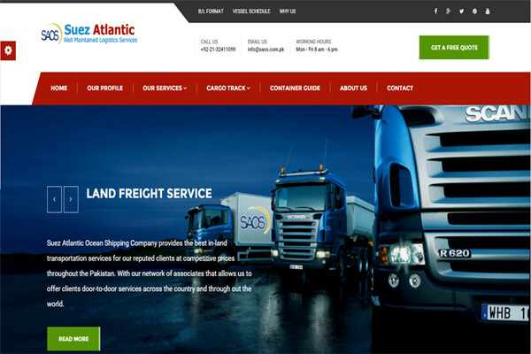 Suez Atlantic (Freight Forwarder)