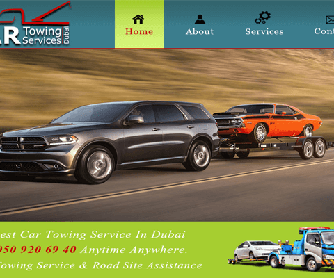 Dubai Car Recovery Assistance