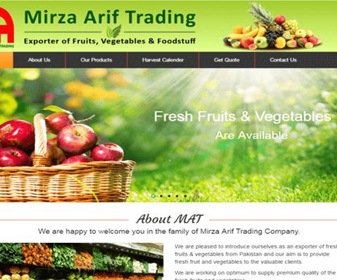 Mirza Arif Trading Co (Qatar)