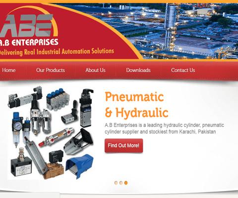 AB Enterprises (Valve Supplier)