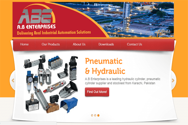 AB Enterprises (Valve Supplier)