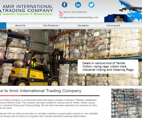 Amir Trading Company
