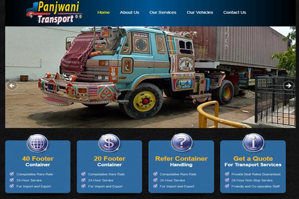 Panjwani Tranport (Transporter)