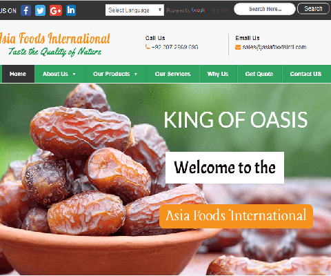Asia Foods Internatational (Trader)