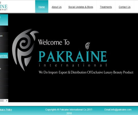 Pakraine (Trader of Beauty Products)
