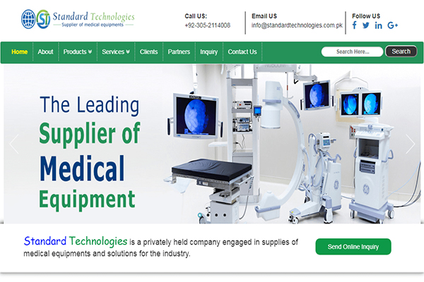 Medical Equipment Supplier