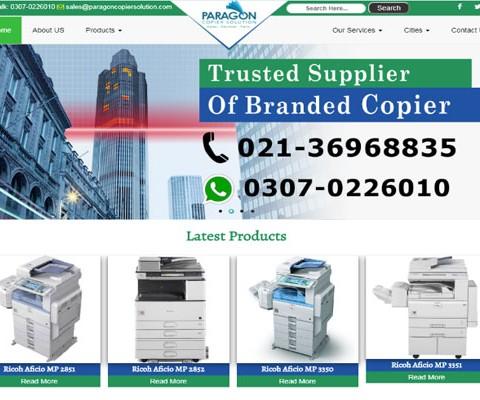 Copier Machine Dealer