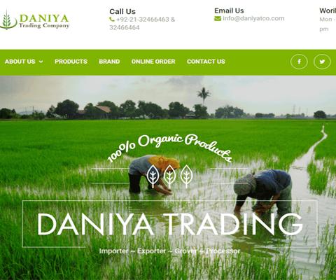 Daniya Trading Company (Rice Exporter)