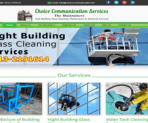 Fumigation / Janitorial Services)