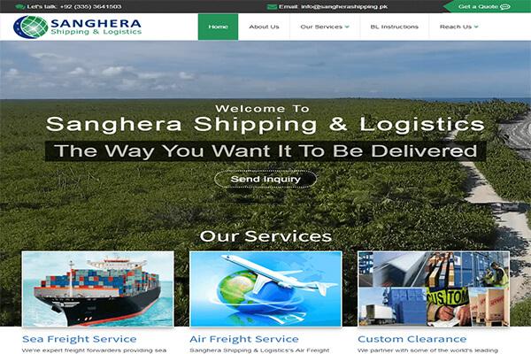 Sanghera Shipping (Shipping Agent)