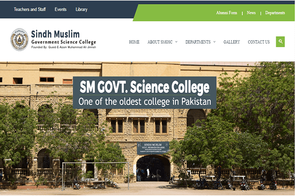 S.M Government Science College