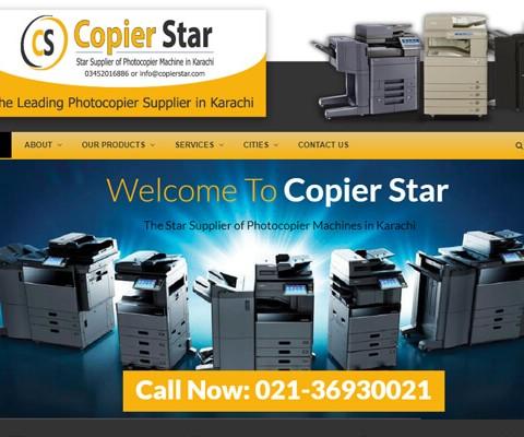Photocopier Importer & Supplier