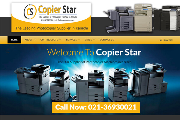 Photocopier Importer & Supplier