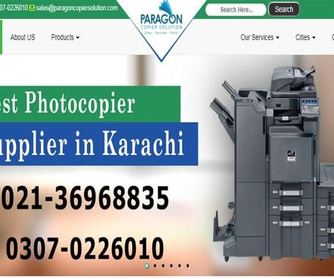 Copier Machine Distributor
