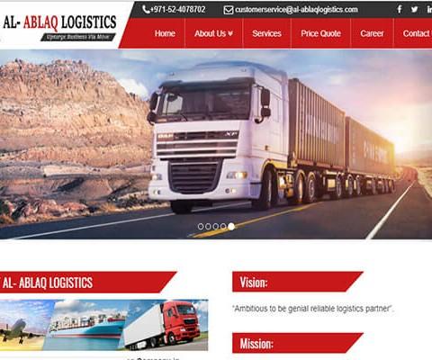 Freight Forwarder (Logistics Company)