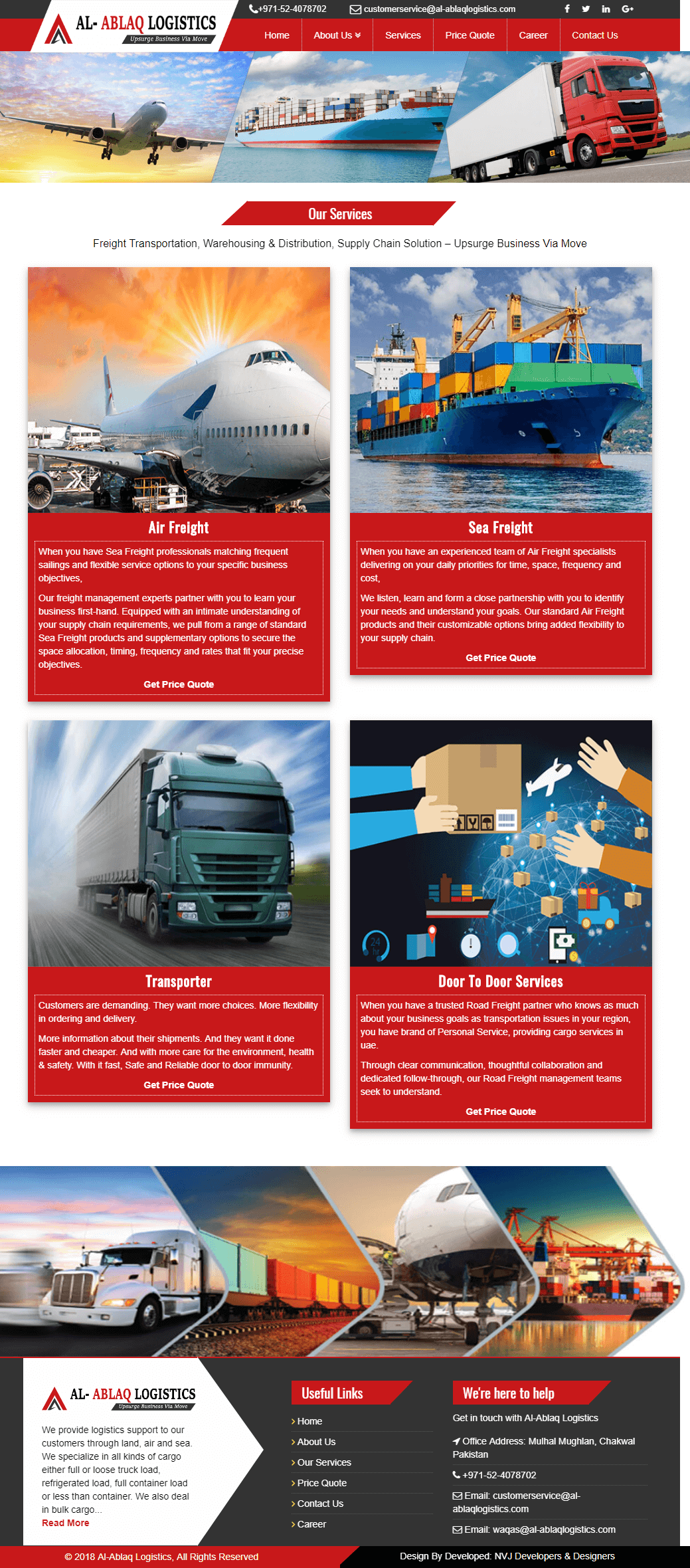 NVJ-Developers-Freight-Forwarder-website-design-1