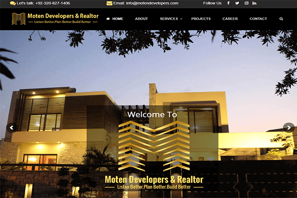 Moten Developers & Builders